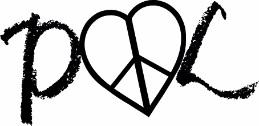 Logo Peace & Love